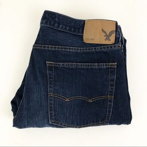 AMERICAN EAGLE OUTFITTERS straight leg | 36/30